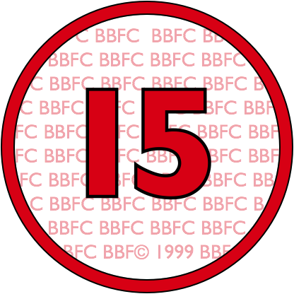 BBFC Suitable for ages 15 and older (1989–2002)