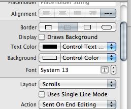 Xcode & Control-Farben